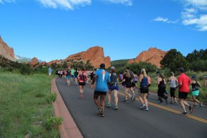 Garden of the Gods 10Mile/10k Race presented by Garden of the Gods 10Mile/10k Race at Rock Ledge Ranch Historic Site, Colorado Springs CO