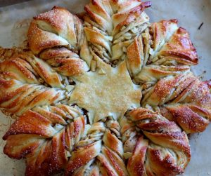 Spiced Apple Star Bread presented by Gather Food Studio & Spice Shop at Gather Food Studio, Colorado Springs CO