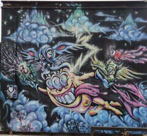 Art Jamboree #12: Lone Wolf