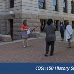 COS@150 Strolls presented by Colorado Springs Pioneers Museum at Colorado Springs Pioneers Museum, Colorado Springs CO