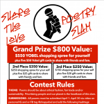 Share the Love Poetry Slam presented by  at Online/Virtual Space, 0 0