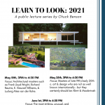 Learn To Look: 2021 presented by  at UCCS Downtown, Colorado Springs CO