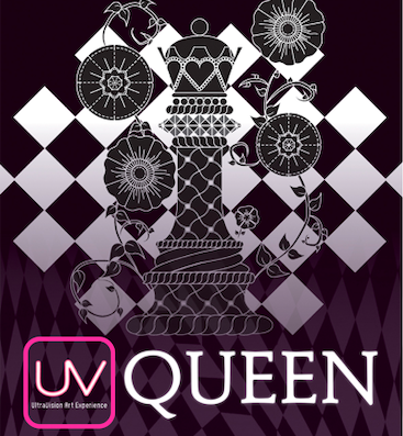 UV: QUEEN Art Experience presented by Irv Middlemist and Mary Gorman at ,