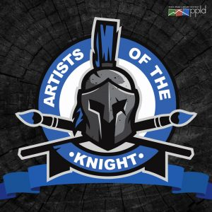 Artist of the Knight: Ollie Gielas presented by Pikes Peak Library District at Online/Virtual Space, 0 0