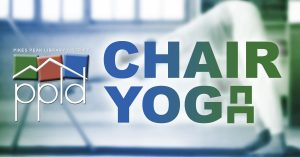 Virtual Chair Yoga presented by Pikes Peak Library District at Online/Virtual Space, 0 0