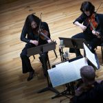 'The Immortal Beethoven' presented by Chamber Music with the Veronika String Quartet at ,