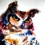 CALL FOR ART: Owl Art Exhibition presented by  at ,