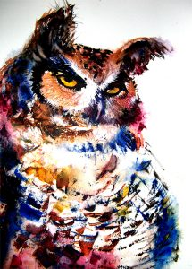 CALL FOR ART: Owl Art Exhibition presented by Home at ,