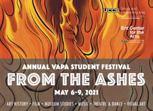 Annual VAPA Student Festival: From the Ashes presented by Peak Radar Live: Counterweight Theater Lab's 'Dream by Day' at ,