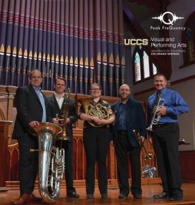Peak FreQuency Presents: 'On the Nexus of…' presented by UCCS Visual and Performing Arts: Music Program at Ent Center for the Arts, Colorado Springs CO
