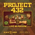 Project 432 presented by The Black Sheep at The Black Sheep, Colorado Springs CO