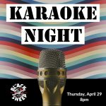 Karaoke Night presented by The Black Sheep at The Black Sheep, Colorado Springs CO