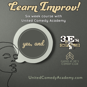 Long Form Improv Classes: Intensive 6 Week Course presented by UV: QUEEN Art Experience at ,