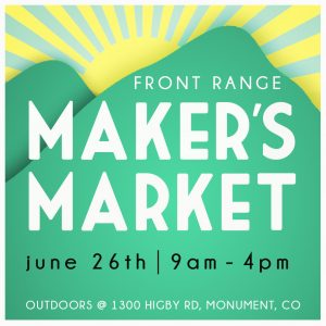 Front Range Maker's Market presented by Peak Radar Live: Counterweight Theater Lab's 'Dream by Day' at ,