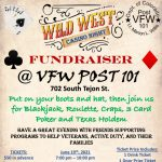 VFW Post 101 2nd Annual Wild West Casino Night presented by  at ,