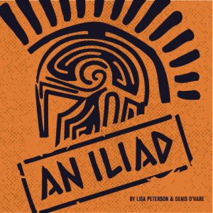 'An Iliad' presented by Theatreworks at Ent Center for the Arts, Colorado Springs CO