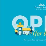 COSOpenForBiz presented by Pikes Peak Small Business Development Center at Online/Virtual Space, 0 0