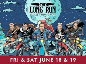SOLD OUT: The Long Run: An Eagles Tribute Band presented by Boot Barn Hall at Boot Barn Hall at Bourbon Brothers, Colorado Springs CO