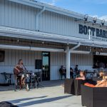 Sunset Patio Session: Brandon Henderson & Taylor Biskup presented by Boot Barn Hall at Boot Barn Hall at Bourbon Brothers, Colorado Springs CO