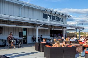 Sunset Patio Session: Mary and The Pharaoh presented by Boot Barn Hall at Boot Barn Hall at Bourbon Brothers, Colorado Springs CO