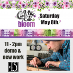 OCC in Bloom Featuring Patrick Kochanasz presented by 45 Degree Gallery at 45 Degree Gallery, Colorado Springs CO