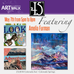 Amelia Furman presented by 45 Degree Gallery at 45 Degree Gallery, Colorado Springs CO
