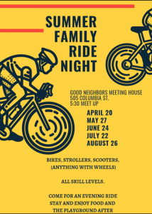 Family Ride Night presented by Peak Radar Live: Counterweight Theater Lab's 'Dream by Day' at ,