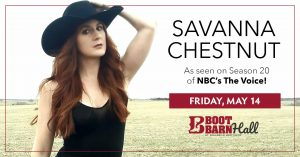 Savanna Chestnut & the Field Hands presented by Peak Radar Live: Counterweight Theater Lab's 'Dream by Day' at Boot Barn Hall at Bourbon Brothers, Colorado Springs CO