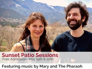 Sunset Patio Session presented by Peak Radar Live: Counterweight Theater Lab's 'Dream by Day' at Boot Barn Hall at Bourbon Brothers, Colorado Springs CO