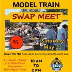 Model Train Swap Meet presented by  at Chapel Hills Mall, Colorado Springs CO