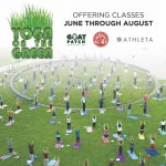 CANCELED: Yoga On The Green presented by Broadmoor World Arena at The Broadmoor World Arena, Colorado Springs CO