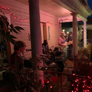 Front Porch Series: Blue Frog with Caleb Powell presented by Front Range Barbeque at Front Range Barbeque, Colorado Springs CO