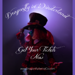 Dragonfly in Wonderland presented by Dragonfly Aerial Company Colorado at Online/Virtual Space, 0 0