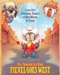 Green Box Arts Festival: Friday Night Film: 'An American Tail: Fievel Goes West' presented by Green Box Arts Festival at ,