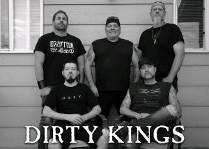 Dirty Kings with Lamb Bed presented by The Black Sheep at The Black Sheep, Colorado Springs CO
