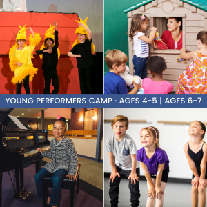 Young Performers Summer Camp presented by Colorado Springs Conservatory at Colorado Springs Conservatory, Colorado Springs CO