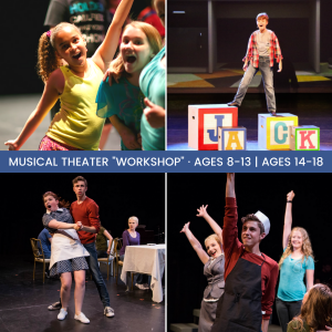 Musical Theater Workshop presented by Colorado Springs Conservatory at Colorado Springs Conservatory, Colorado Springs CO