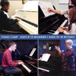 Piano Summer Camp presented by Colorado Springs Conservatory at Colorado Springs Conservatory, Colorado Springs CO