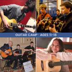 Summer Guitar Camp presented by Colorado Springs Conservatory at Colorado Springs Conservatory, Colorado Springs CO
