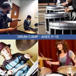 Summer Drum Camp presented by Colorado Springs Conservatory at Colorado Springs Conservatory, Colorado Springs CO