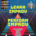 Improv Classes presented by  at ,