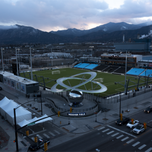 Colorado Springs Switchbacks vs. Tacoma Defiance presented by Colorado Springs Switchbacks FC at Weidner Field, Colorado Springs CO
