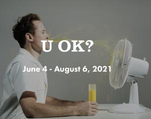 'U OK?' presented by UCCS Galleries of Contemporary Art at GOCA 121, Colorado Springs CO
