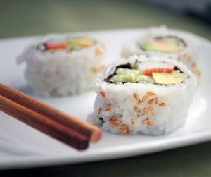 California Roll Dreamin' presented by Gather Food Studio & Spice Shop at Online/Virtual Space, 0 0