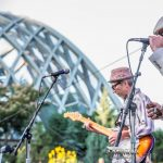 Paint the Town Blue: The Delta Sonics presented by Pikes Peak Blues Community at Bancroft Park in Old Colorado City, Colorado Springs CO