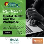 Mental Health Series: How to Cope with Financial Stress in the Workplace presented by Pikes Peak Small Business Development Center at Online/Virtual Space, 0 0