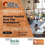 Mental Health Series: Reintegration and Re-engaging in the Workplace presented by Pikes Peak Small Business Development Center at Online/Virtual Space, 0 0