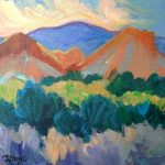 'Heart of the Mountains' Opening presented by Laura Reilly Fine Art Gallery and Studio at Laura Reilly Studio, Colorado Springs CO