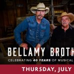 The Bellamy Brothers presented by Boot Barn Hall at Boot Barn Hall at Bourbon Brothers, Colorado Springs CO