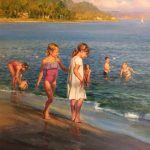 'Finding Light' presented by Anita Marie Fine Art at Anita Marie Fine Art, Colorado Springs CO
